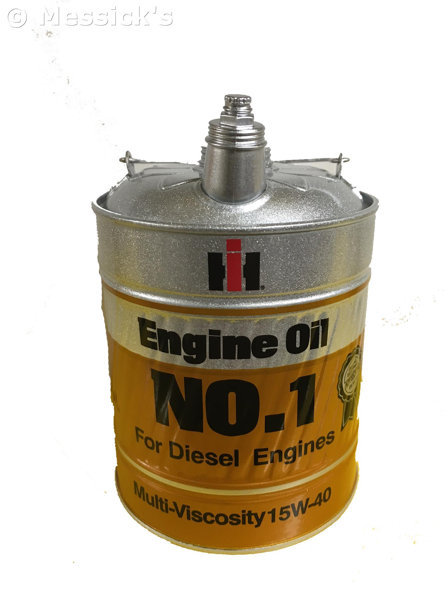 Case ih new holland case ih engine oil drum coin bank for Motor oil by the drum