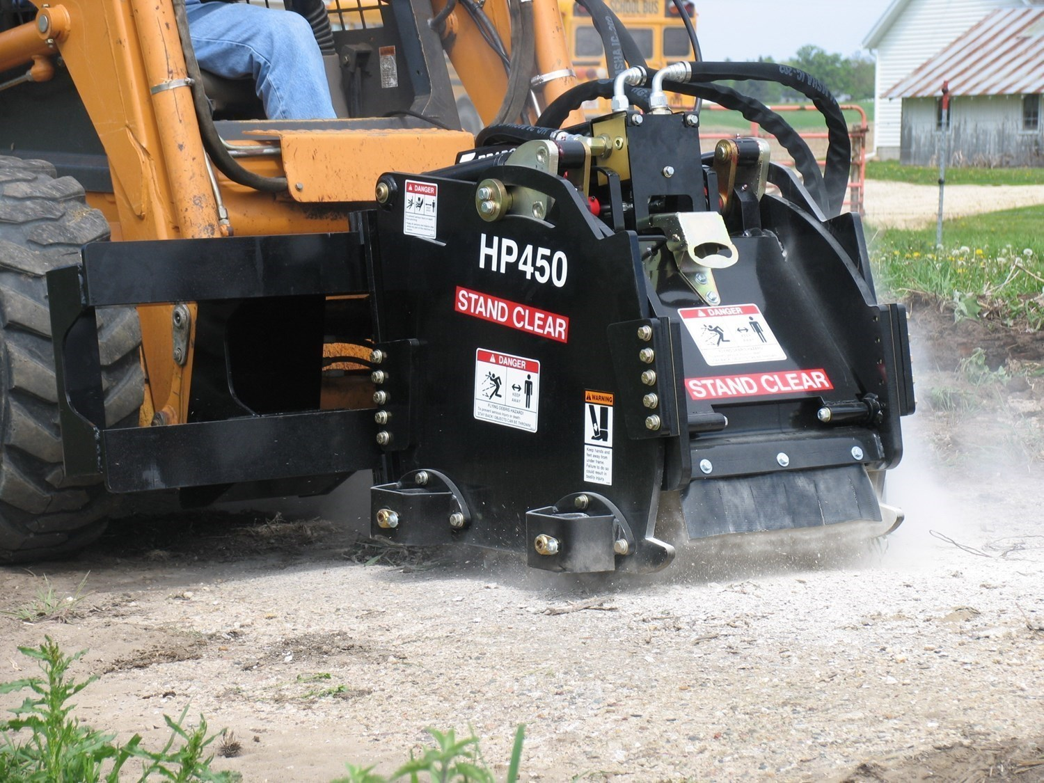 BRADCO COLD PLANER SERIES