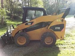 Used Cat 272C