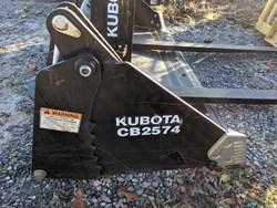 Used Kubota CB2574
