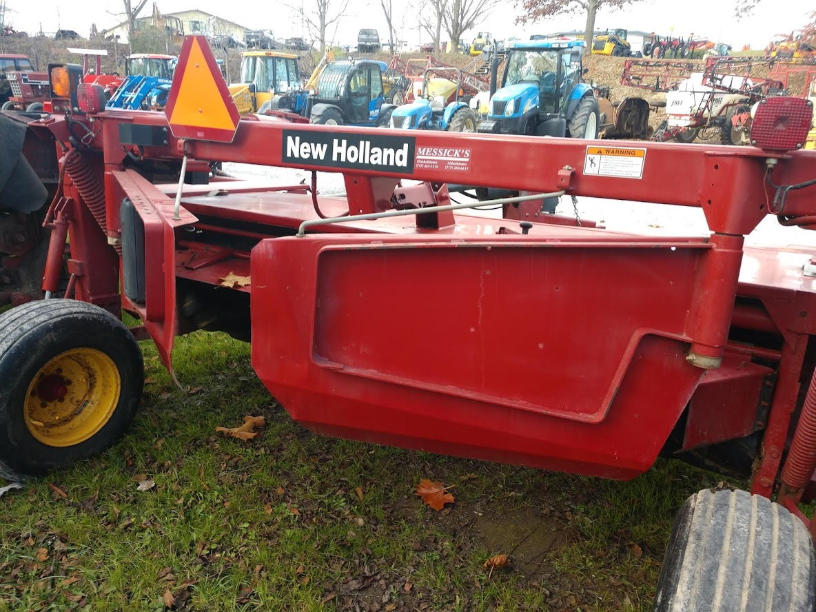 Used NEW HOLLAND 1411 $11,500.00