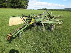 Used Krone SW710/26T