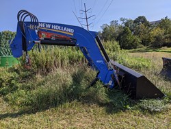 Used New Holland 655TL