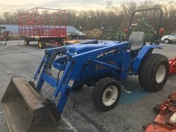 New Holland TC30 used picture