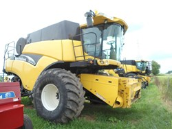 Used New Holland CR960