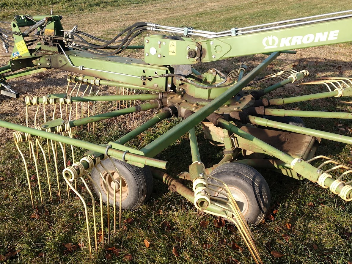 Used KRONE SW710/26T $13,500.00