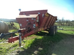 Used Meyer SI8720T