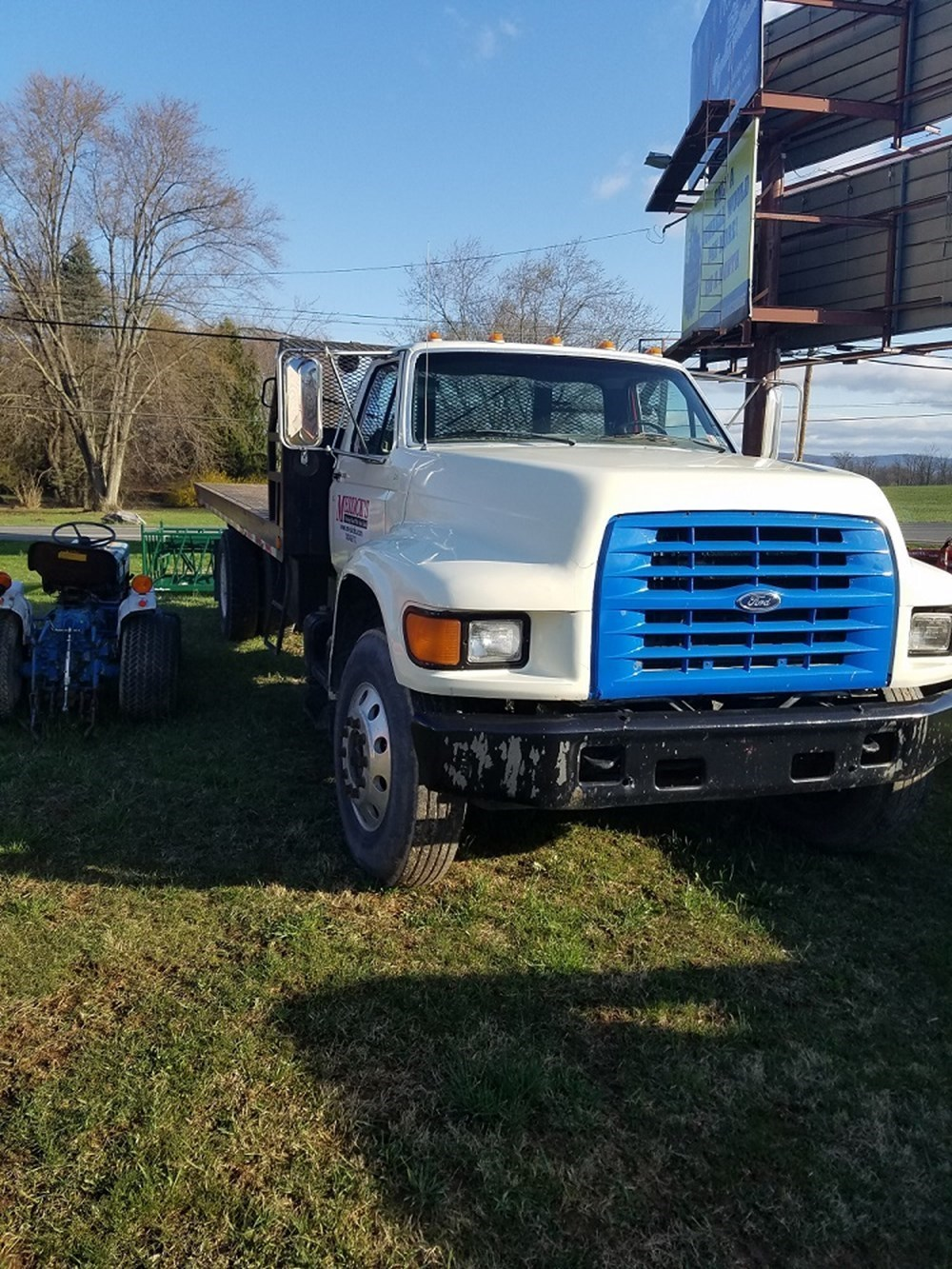 Used FORD F800 $15,900.00