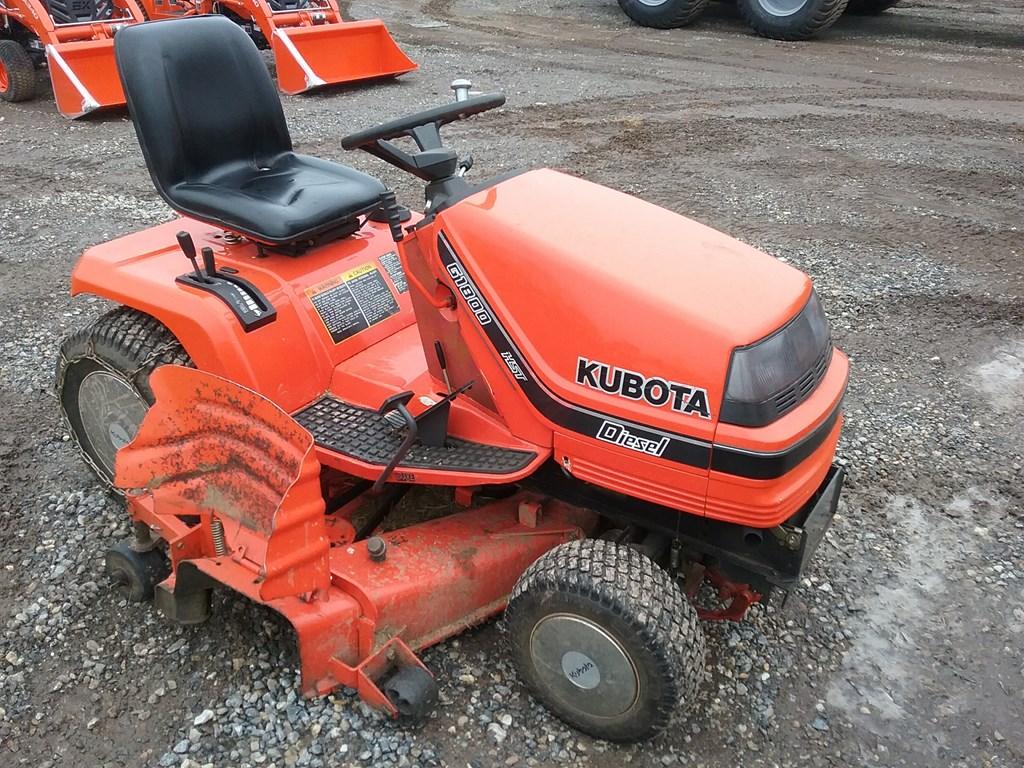 Used KUBOTA G1800 $1,950.00