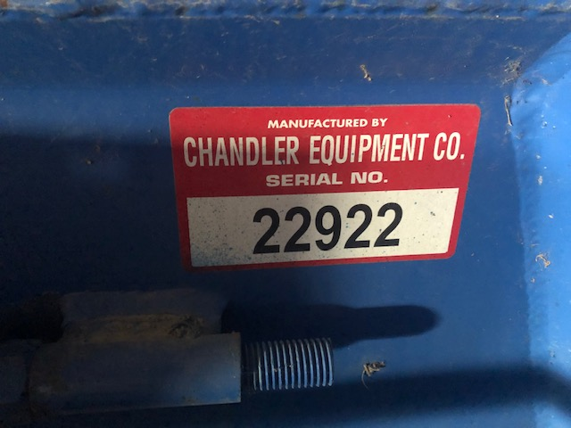 Used CHANDLER 24' $16,500.00