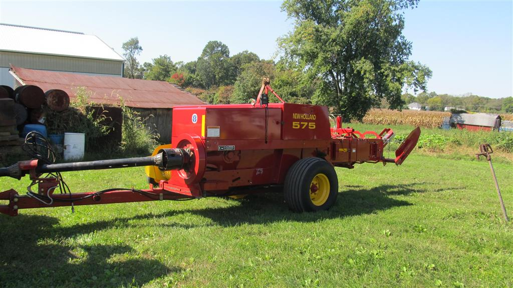 Used NEW HOLLAND 575 $8,850.00