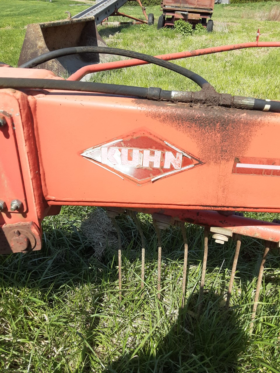 Used KUHN GA4100TH $3,950.00