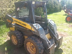 New Holland L150 used picture