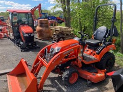 Kubota BX2380RV60 used picture