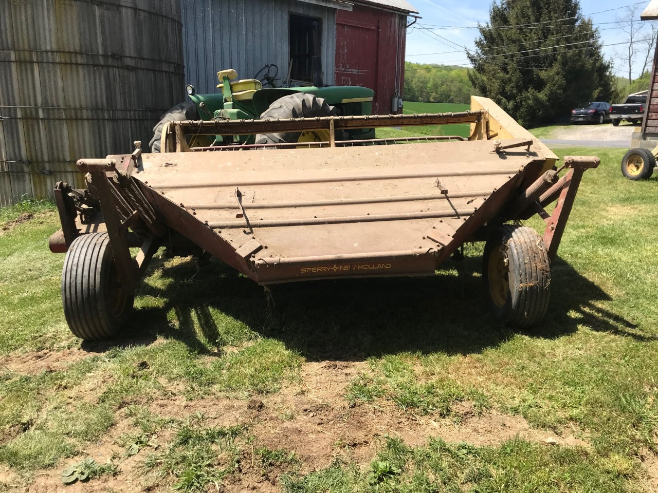Used NEW HOLLAND 488 $2,850.00
