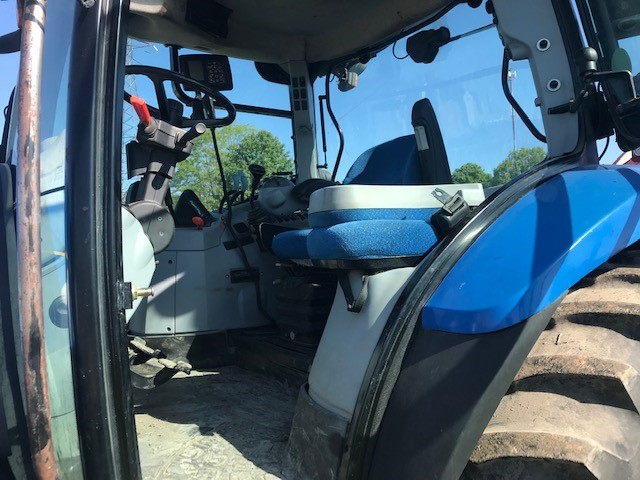 Used NEW HOLLAND T6050 $54,900.00