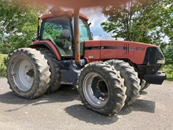 Case-IH MX270 used picture