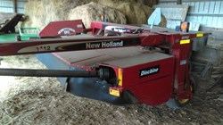 New Holland 1412 used picture