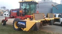 New Holland SR200 used picture