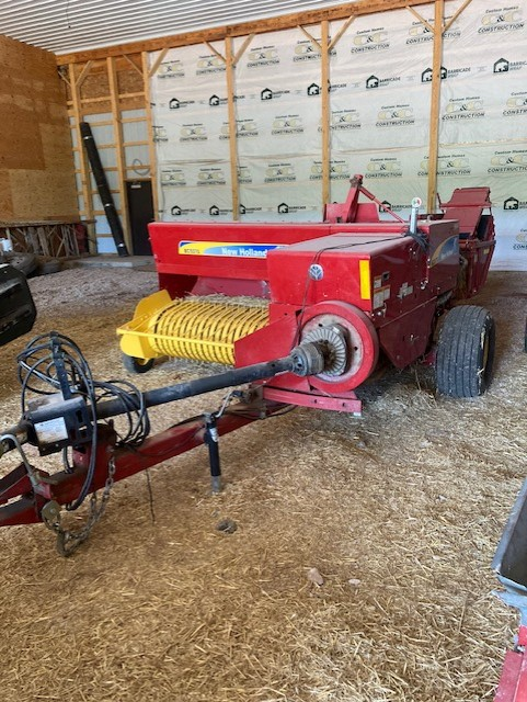 Used NEW HOLLAND BC5070 $23,900.00