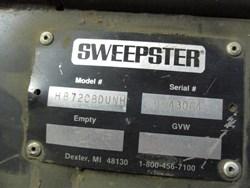 SWEEPSTER HB72CBDUN