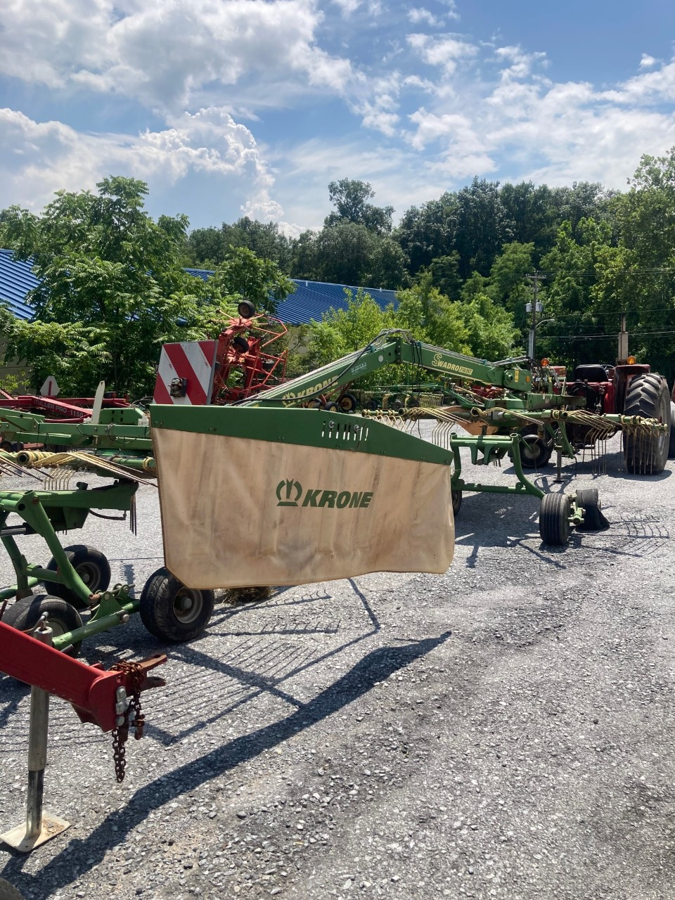 Used KRONE SW710/26T $13,700.00