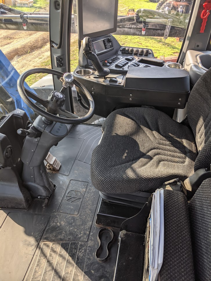 Used NEW HOLLAND SP.240FXP $135,900.00