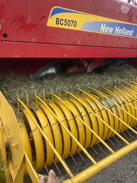 Used NEW HOLLAND BC5070 $22,800.00