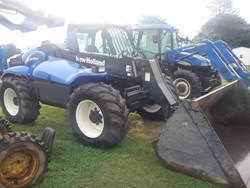 New Holland LM415A used picture