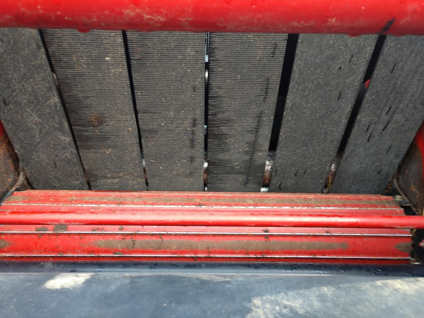Used NEW HOLLAND ROLL-BELT 450SN $23,900.00