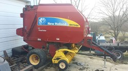 Used NEW HOLLAND BR7060 $15,500.00