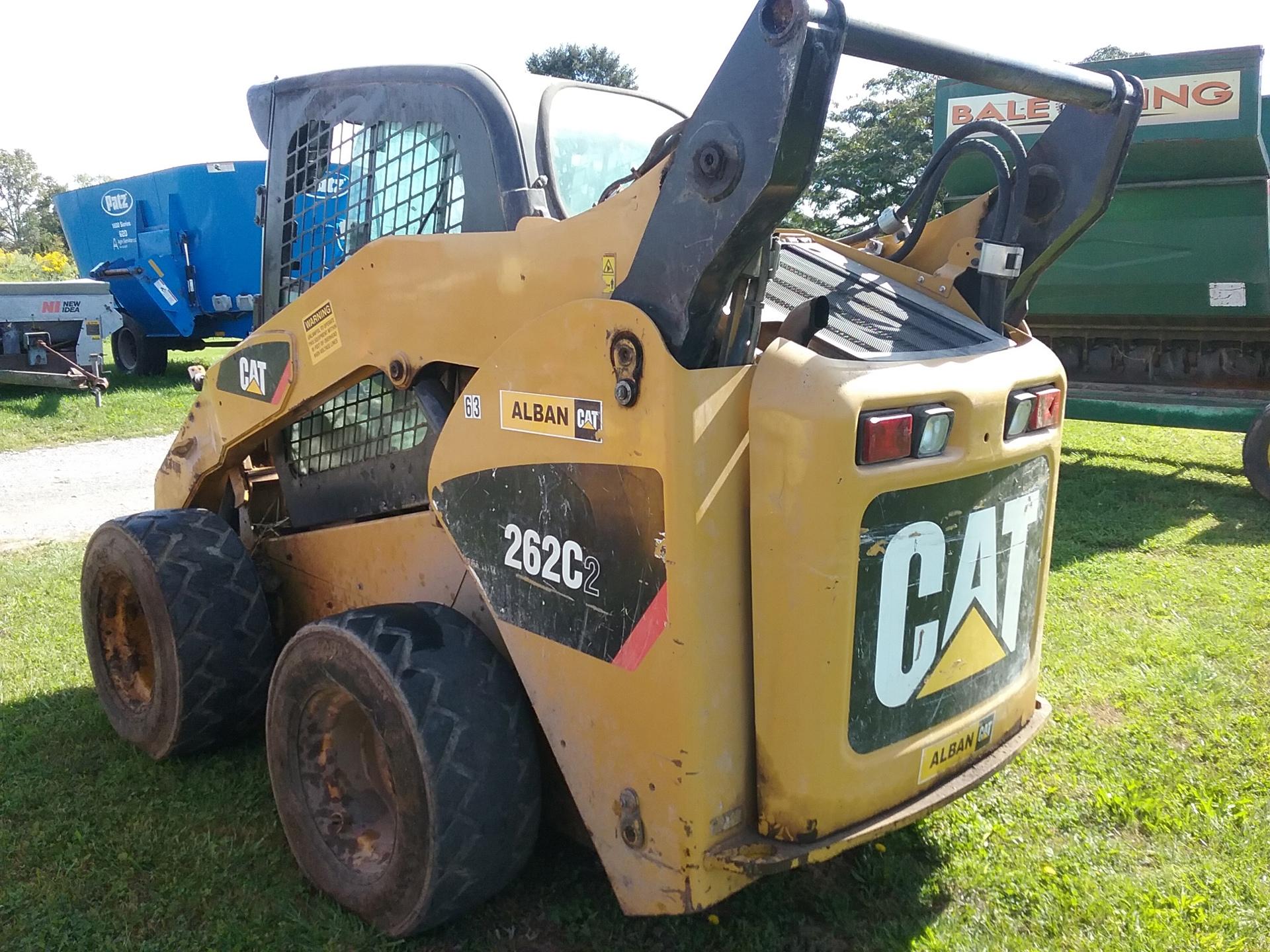 Used CAT 262C $18,900.00