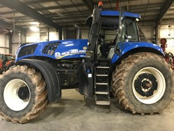 NEW HOLLAND T8.320 AUTOCOMMAND