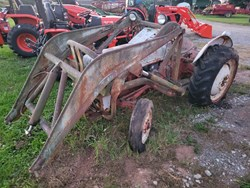 Ford 8N used picture