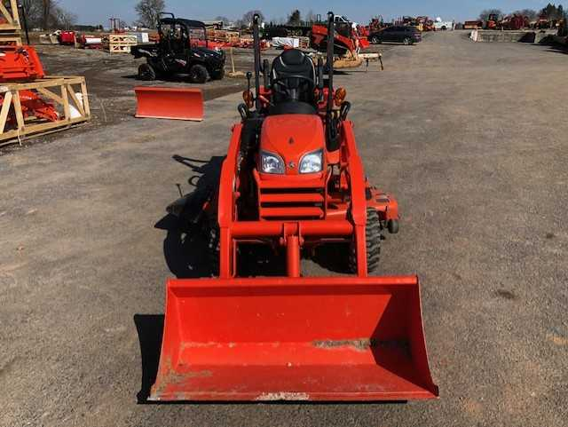 Used KUBOTA BX2370RV6 $13,500.00