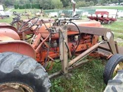 Allis Chalmers D14 used picture
