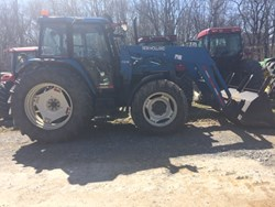 NEW HOLLAND TS110