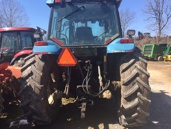 Used NEW HOLLAND TS110 $23,500.00