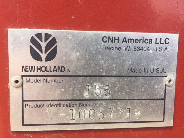 Used NEW HOLLAND 155 $9,900.00