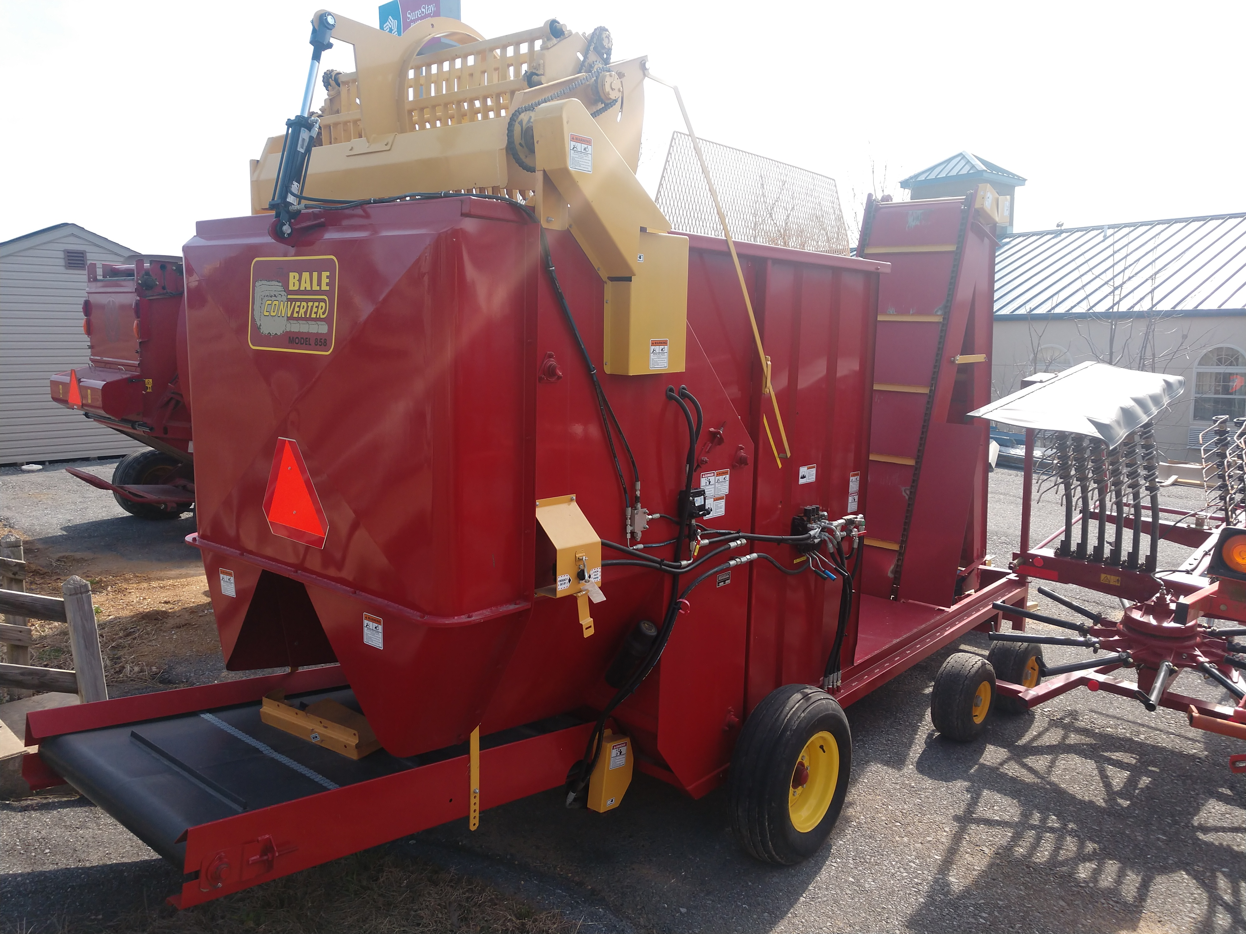 Used BRR 858 $22,500.00