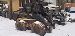 NEW HOLLAND LX885