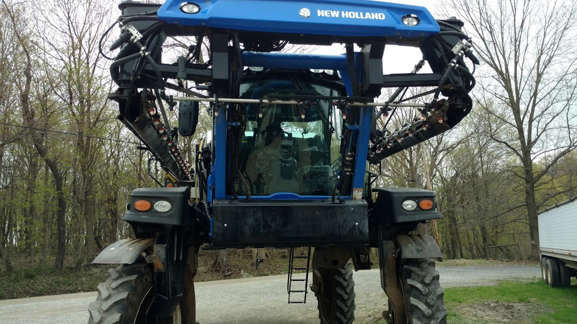 Used NEW HOLLAND SP.295F $239,000.00