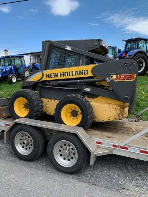 Used NEW HOLLAND L185 $23,950.00