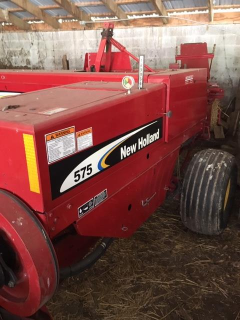 Used NEW HOLLAND 575 $15,900.00