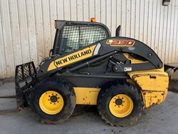 New Holland L230 used picture
