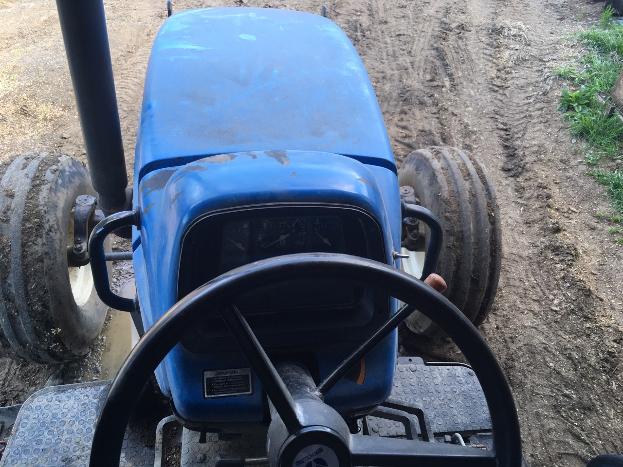 Used NEW HOLLAND TB100 $17,900.00