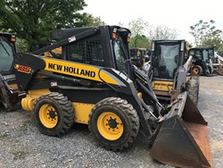 New Holland LS185.B used picture