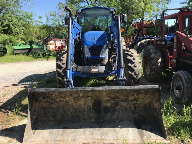 Used NEW HOLLAND T4.120DC $53,900.00