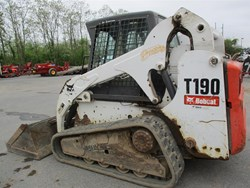 Bobcat T190 used picture
