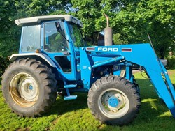 Ford 6610 SERIES 2 used picture